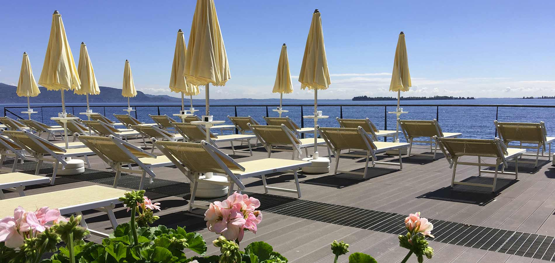 Pool Hotel Gardone Riviera