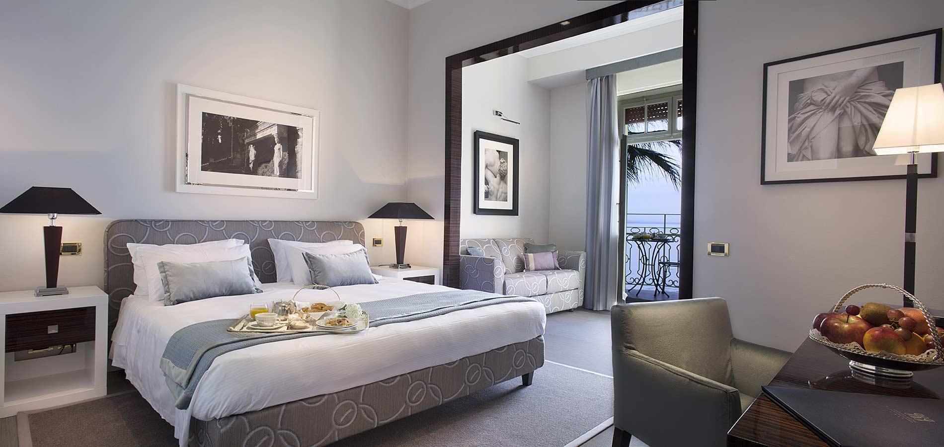 Junior Suite Art Dèco | Grand Hotel Gardone