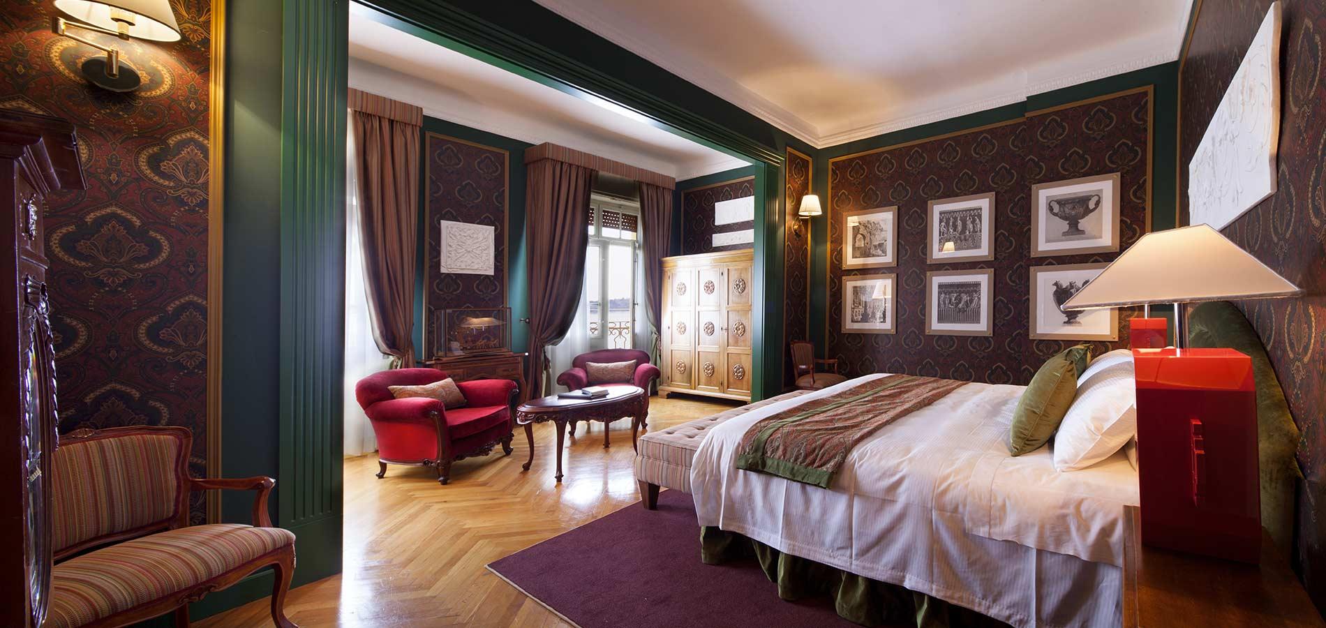 Grand Hotel Gardone Riviera Gardasee 4 Sterne Hotel