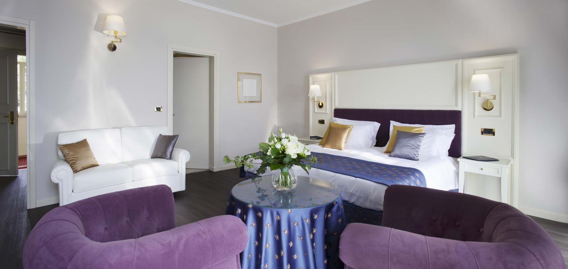 Junior Suite Gardone Riviera