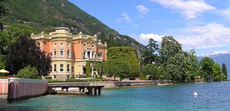 Die Villa Feltrinelli
